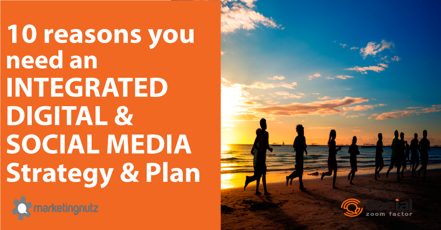 why you need digital marketing strategy and social media plan