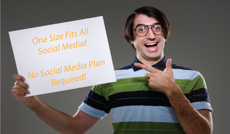 Social Media Consultant Wanna Be
