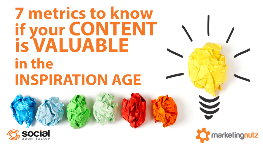 content marketing roi metrics inspiration age