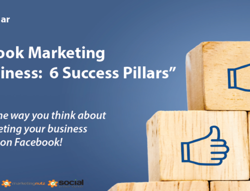 FREE Facebook Marketing Webinar: 6 Pillars of Success for Business