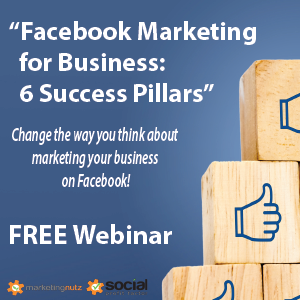 Facebook Training for Small Business Webinar