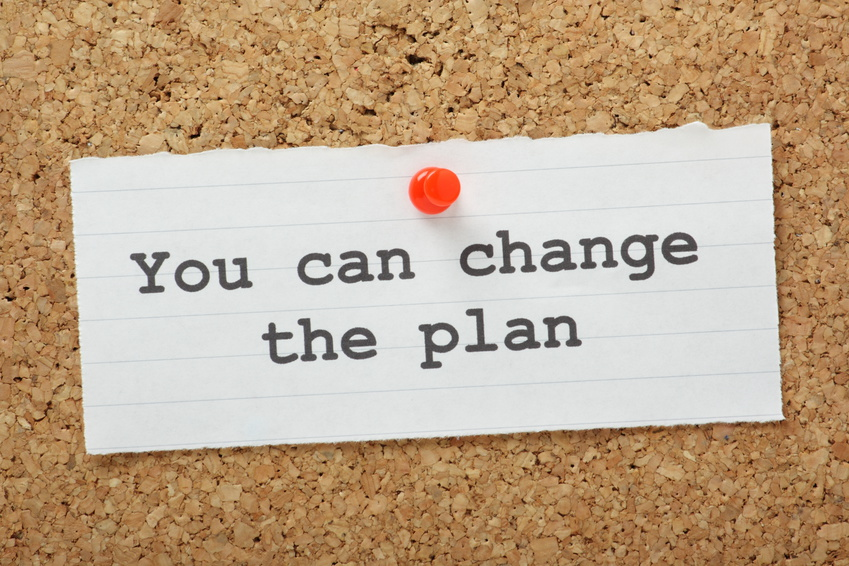 Power of Change and Pivot in Business Change the Plan