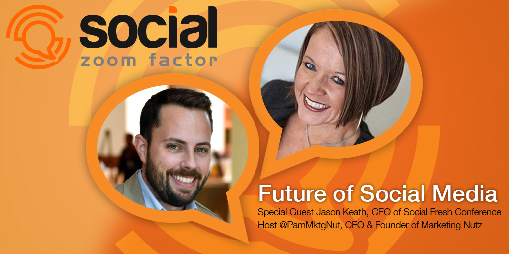 future of social media report Jason Keath Social Fresh Conference 2016