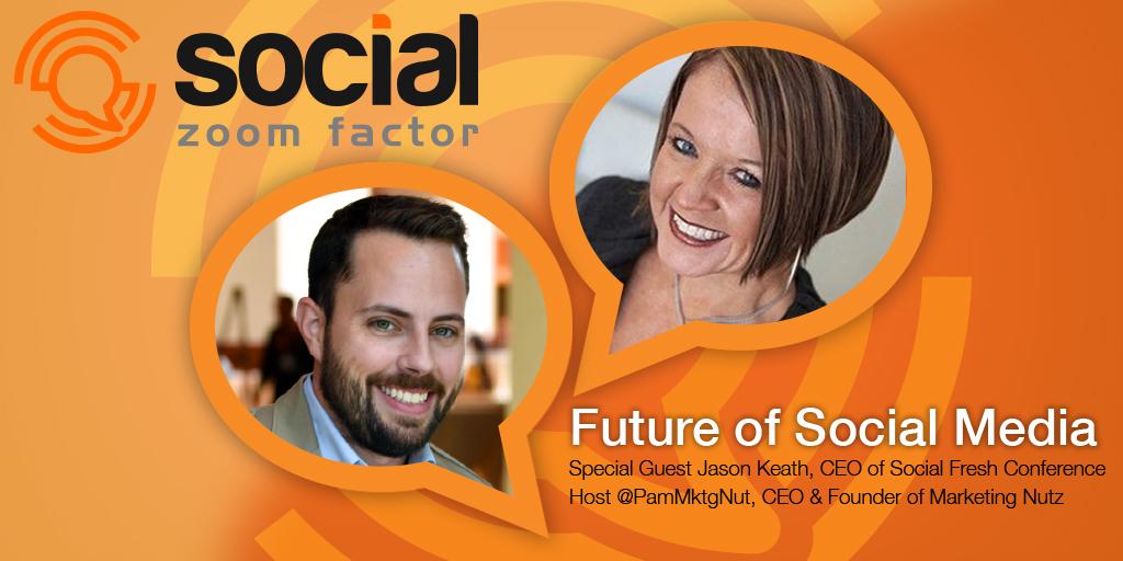 future of social media report Jason Keath Social Fresh Conference 2016