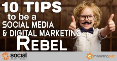 social media digital marketing rebel
