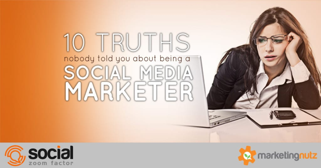 social media marketing career truths in a nutshell