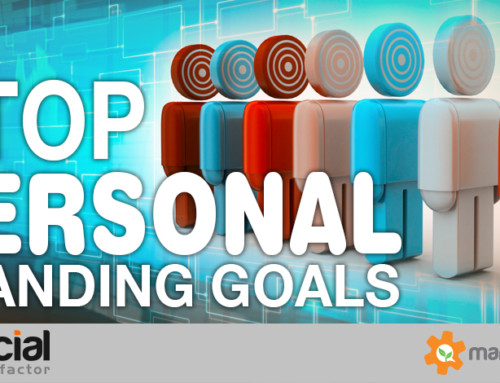 7 Top Personal Branding Goals To Develop Your Social Brand Strategy