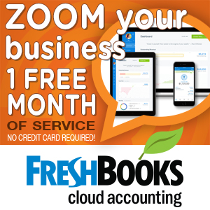 Freshbooks Get One Month Free