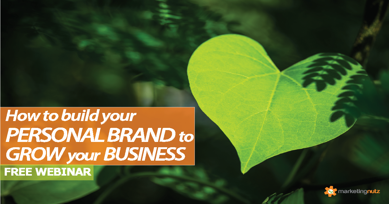 How to Build Your Personal Brand to Inspire, Connect and Grow Your Business in 2018