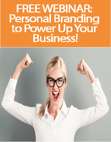 FREE Personal Branding Webinar Training