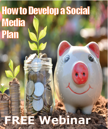 Free Webinar: How to Develop a Social Media Plan