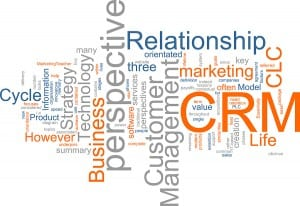 bigstock Crm Word Cloud 5328301 300x206 If I Were a Social Chamber of Commerce or Association President