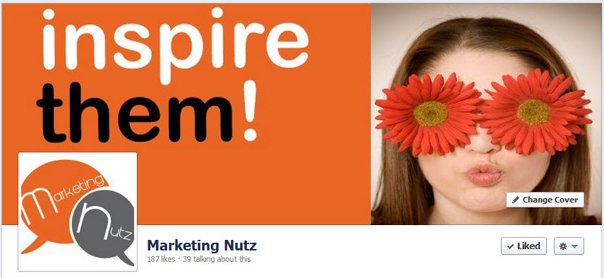 facebook cover marketing nutz 10 Easy Ways to Rock Your Brand on Facebook!