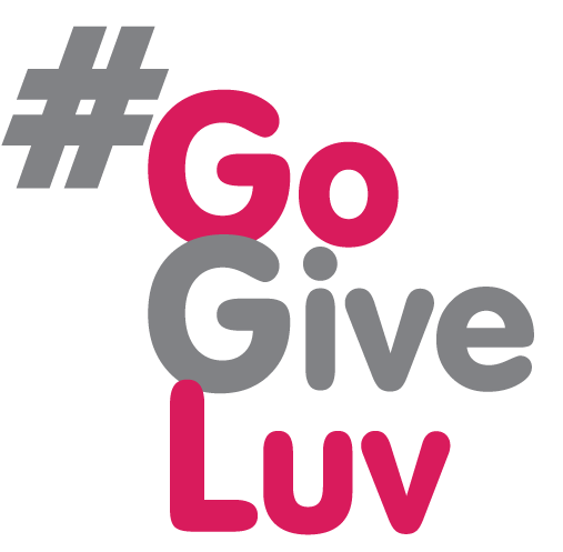 gogiveluv 507x497 The #GoGiveLuv Movement   Random Acts of Love Just Because!