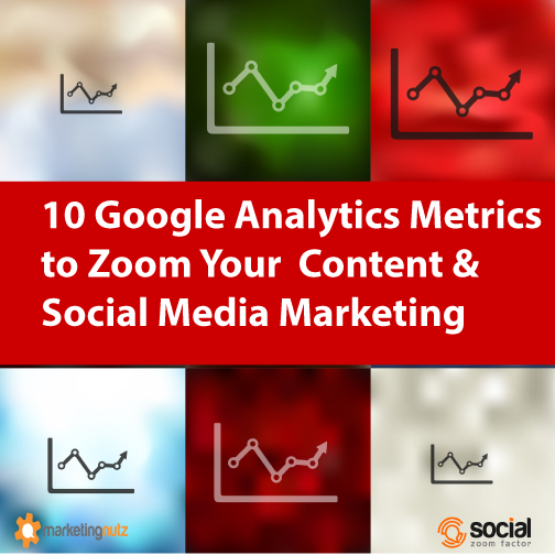 google analytics tips social business blog results