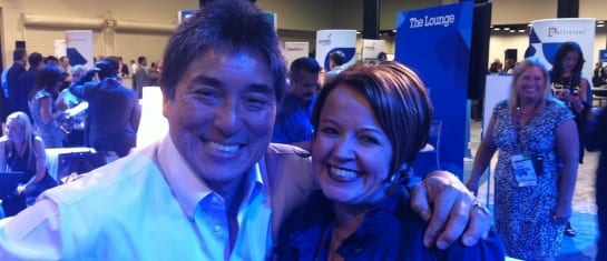 @GuyKawasaki & @PamMktgNut #ibmscgs