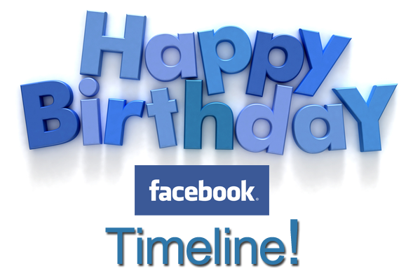 Facebook Timeline Turns 1