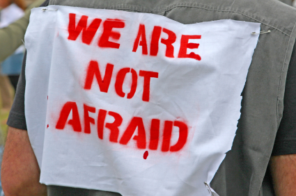 we are not afraid to tweet