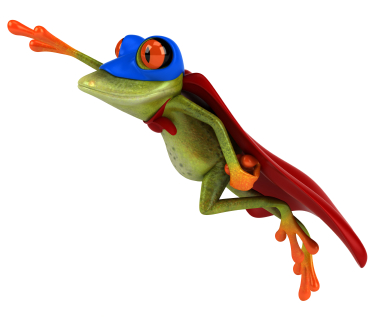 iStock 000010577998XSmall 15 Reasons to Be Your Own Social Business Frog  