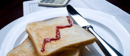 social media roi for breakfast