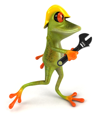 iStock 000010980649XSmall 15 Reasons to Be Your Own Social Business Frog  