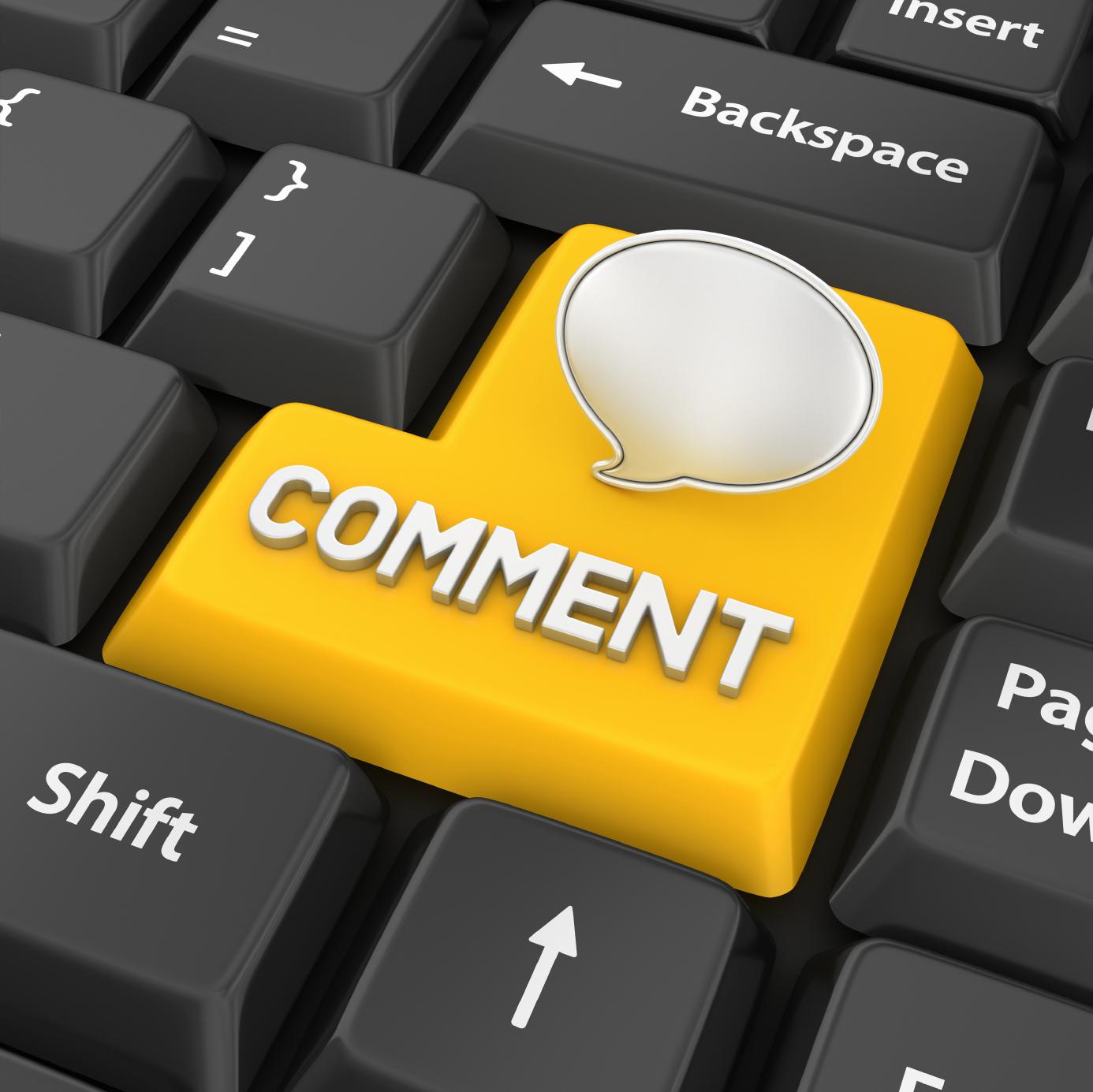 social media blog engagement