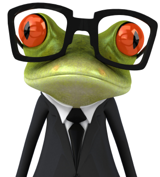 15 Reasons to Be Your Own Social Business Frog | The Marketing Nut