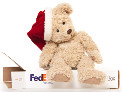 iStock 000018466634XSmall @Fedex Brand Humanization Case Study: Driver Delivers Holiday Smiles #customerservice