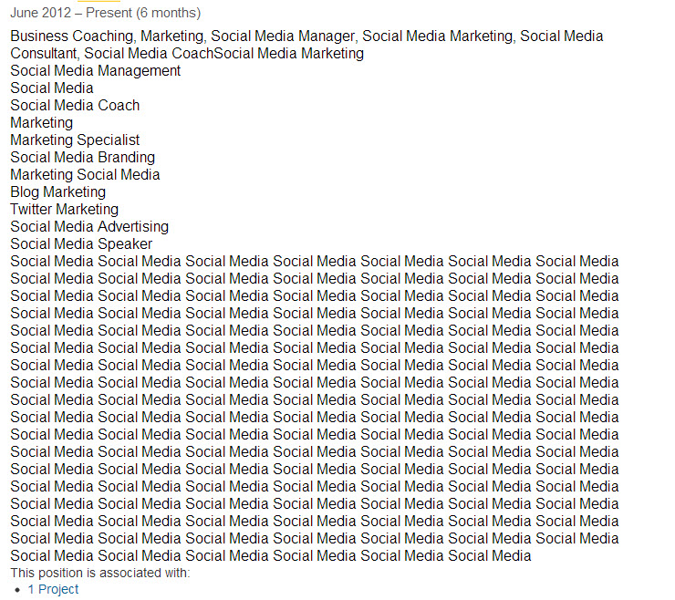 linkedin stuff1 The New LinkedIn Endorsements: Are We Being Gamed LinkedIn?