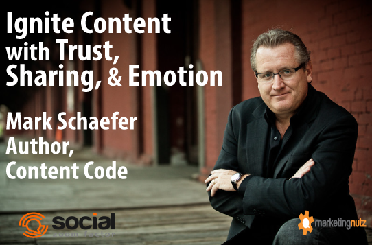 content code mark schaefer author speaker consultant