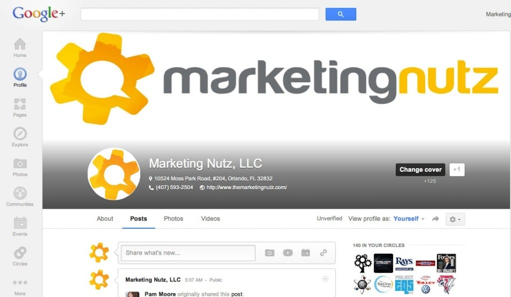 google plus cover image update changes