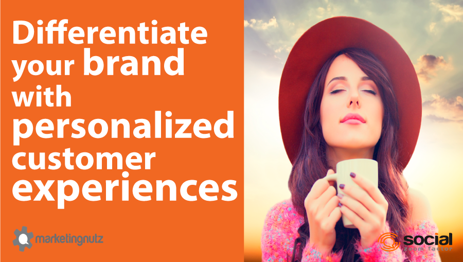 designing personalized brand and customer experiences