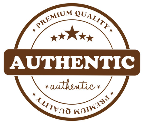 photodune 4337400 authentic stamp xs Should I Share What I Ate for Lunch via Social Media? Authenticity vs Transparency