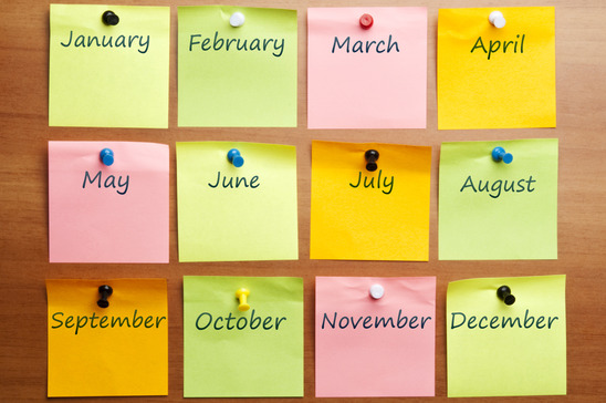 Ultimate Content Marketing Editorial Calendar Template Every