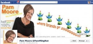 facebook timeline business page cover image