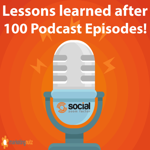 podcast tips social media 2015