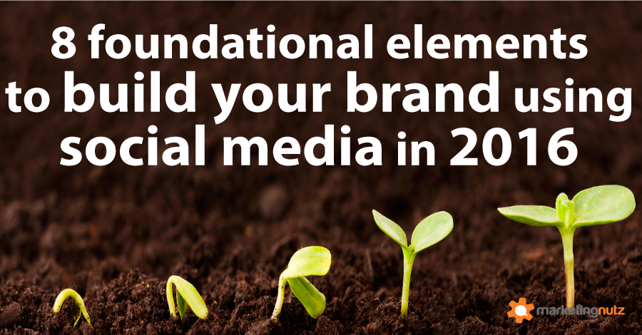 social media branding strategy and plan 2016