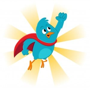 super bluebird 300x297 21 Tips to Get Your Tweet On! 