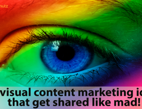 12 Visual Content Marketing Ideas that Get Shared Like Mad