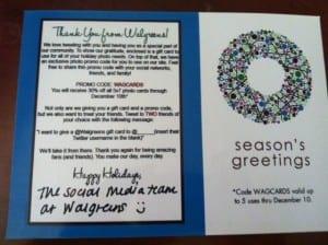 walgreens social media case study