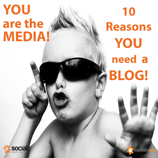 blog benefits for business