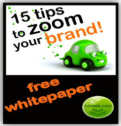 free whitepaper: 15 tips to zoom your brand