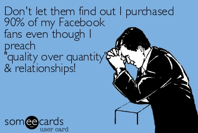 How to Determine if a Facebook Business Page has Fake Fans | Pam