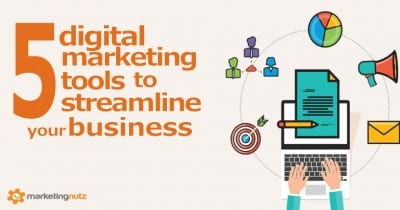 5 Top Digital and Social Marketing Platforms to Streamline Your Business