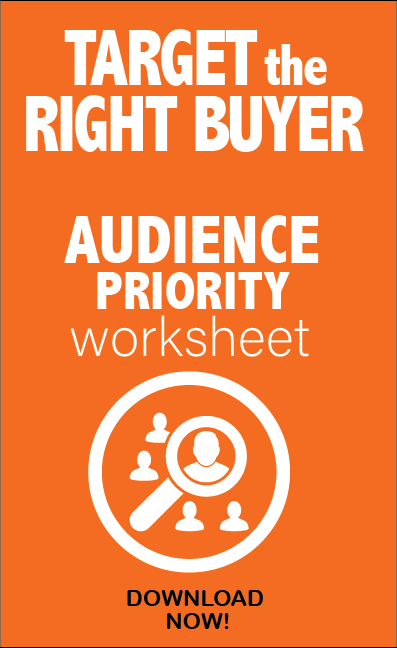 Social Media Audience Priority Worksheet POST Methodology