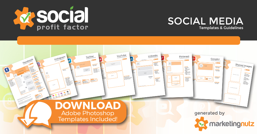 social media image size guide templates 2017