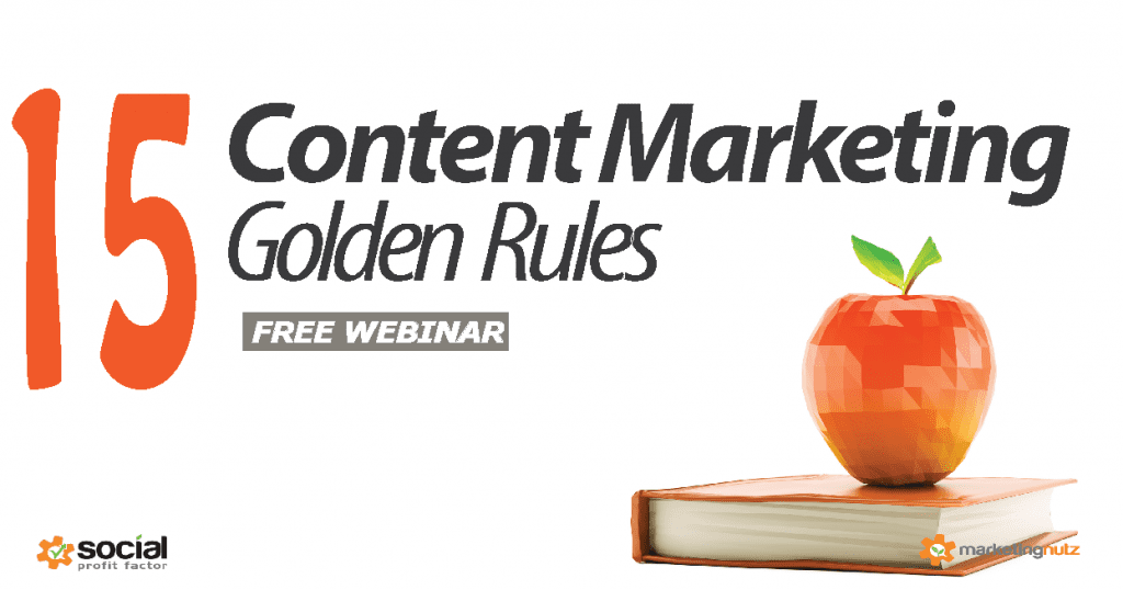 Content Marketing Strategy Golden Rules 2018