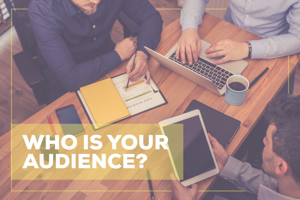 audience first marketing 2019 audience analysis worksheet