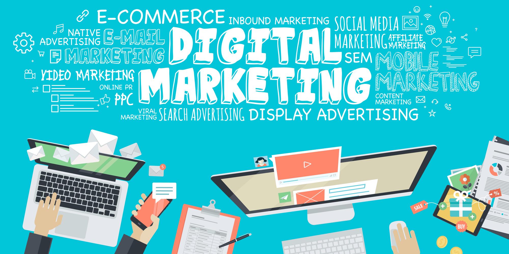 10 Reasons You Need an INTEGRATED Digital Marketing and Social Media Plan