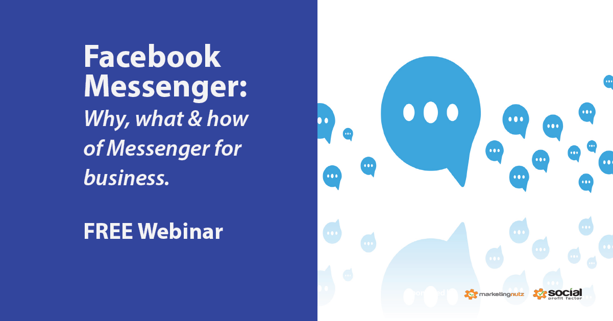 Facebook Messenger 101 for Business Training Webinar